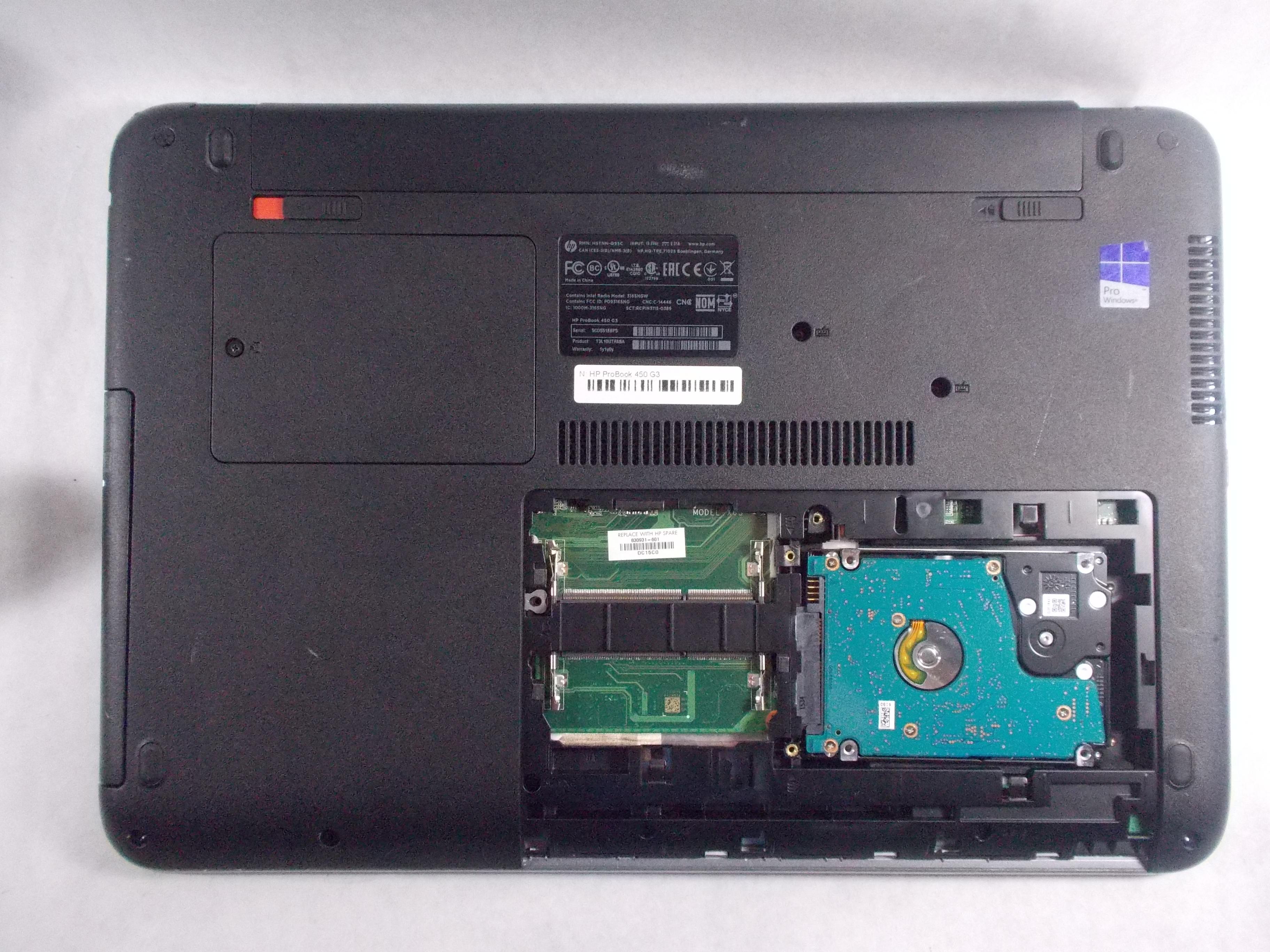 HP ProBook 450 G3 Repair - iFixit