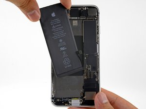 iPhone 8 Battery Replacement