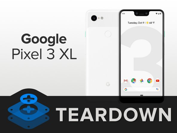 Let's take a look at the tech that lies under the Pixel 3 XL's newly-notched exterior: