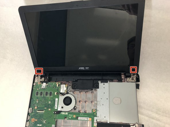 Asus VivoBook X540SA-BPD0602V Display Replacement