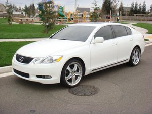2005-2011 Lexus GS Repair