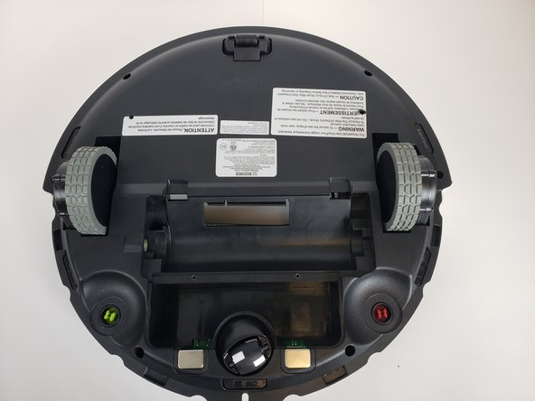 Ecovacs Deebot 900 Front Bumper Replacement