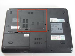 Toshiba Satellite L45-S7423 Bottom Access Panel Replacement