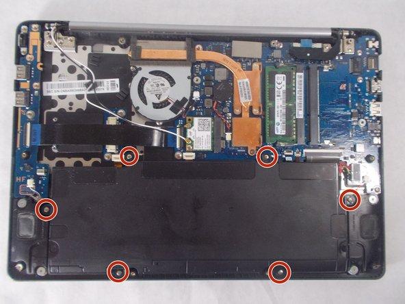 Samsung ATIV Book 7 NP740U3E-K01UB Battery Replacement