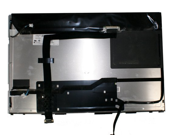 "iMac Intel 20"" EMC 2133 and 2210 LCD Backlights (CCFL) Replacement"