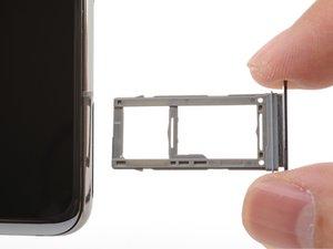 Carte SIM/MicroSD