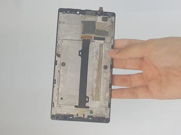 Your device is now ready for reassembly with the replacement screen.