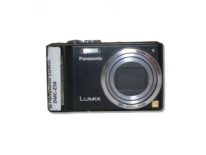 panasonic lumix dmc zs6 repair ifixit rh ifixit com Camera USB Cable Panasonic DMC ZS6 Review