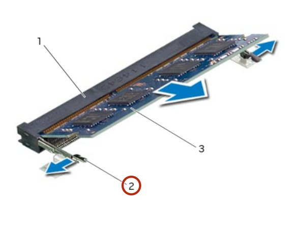 Dell Alienware 14 Memory Module Replacement