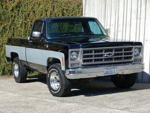 1973-1987 Chevrolet Pickup Repair