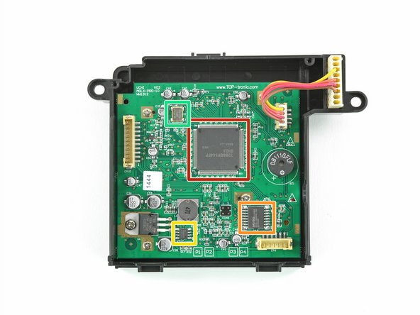 Image 3/3: Macronix MX25U12835F 128Mb serial multi I/O flash memory