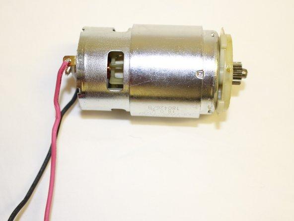 RIDGID R860052 Motor Replacement