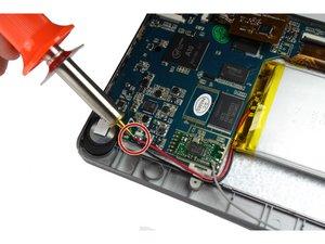 Skytex Skypad Alpha 2 Battery Replacement