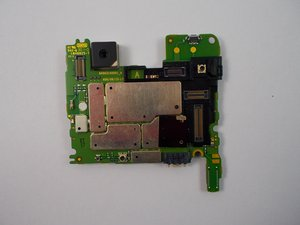 Motorola Droid Pro Motherboard Replacement