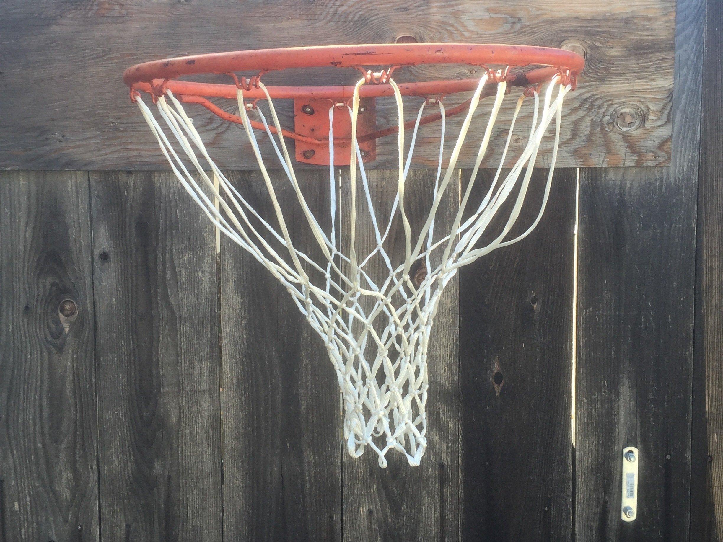 How to Replace the Net on a Basketball Hoop - iFixit ...