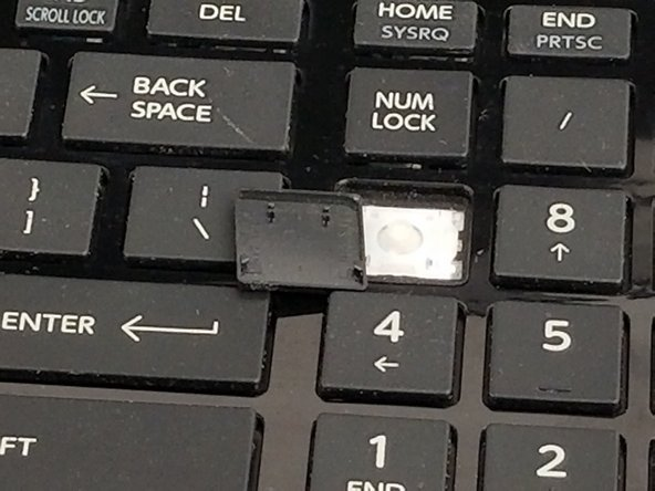 Toshiba Satellite S55t-A5389 Key Replacement