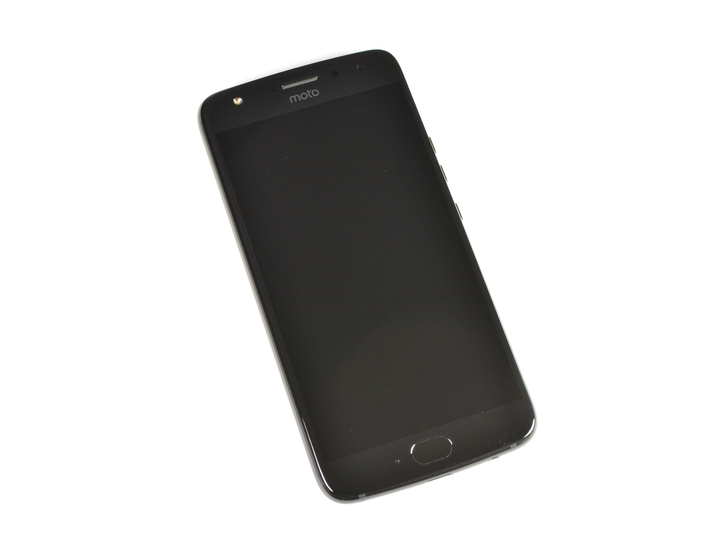 Motorola Moto X4 Display Assembly Replacement