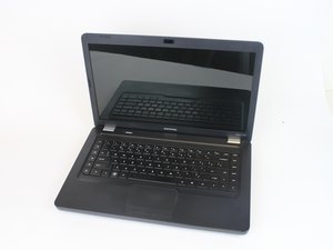HP Compaq Presario CQ56-110US Repair