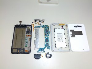 Samsung Galaxy Tab 3 7.0 3G Teardown