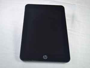 HP Slate 7 Plus 4200US Repair