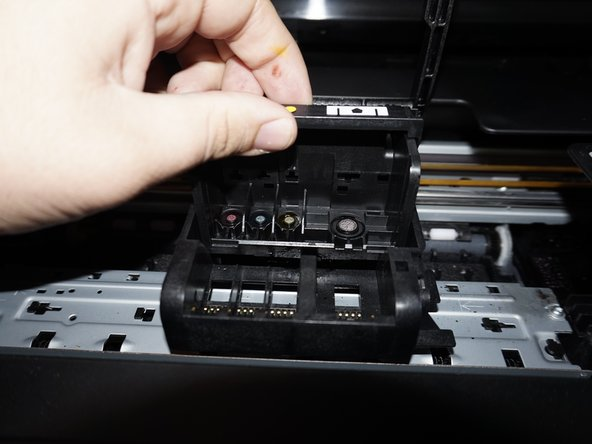 Since the calibration will be erased if the printer errors out, wait until the printhead is bone dry before installation. Printhead initialization uses 1/2 of your ink (non-XL).