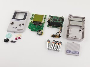 Game Boy Teardown