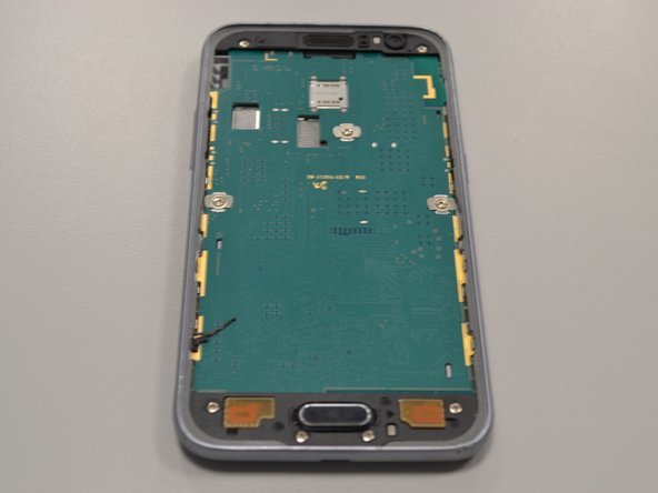 Samsung Galaxy Amp 2 Motherboard Replacement