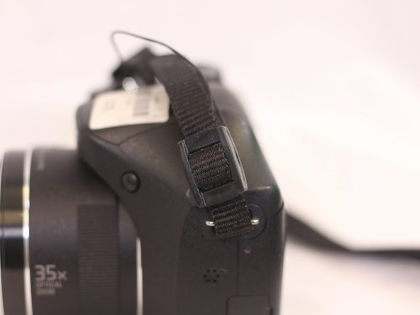 Sony Cyber-shot DSC-H300 Strap Replacement