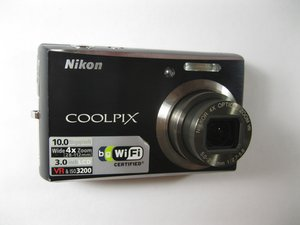 Nikon COOLPIX S610c Repair