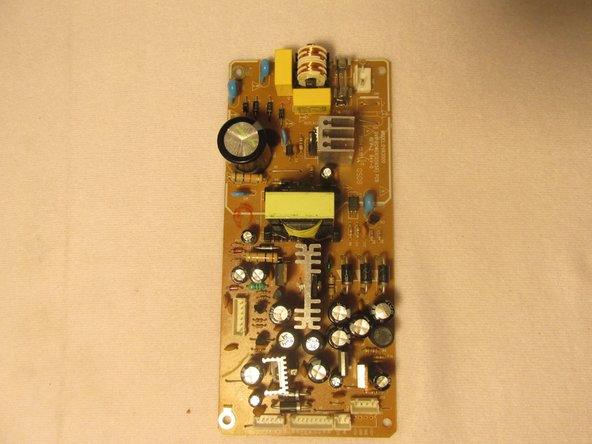 Coby DVD-R11000 Circuit Boards Replacement