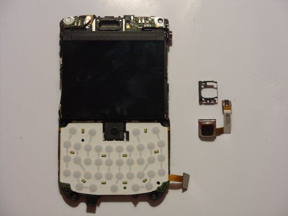 Blackberry Bold 9650 Trackpad Replacement