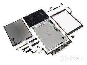 iPad Air LTE Teardown