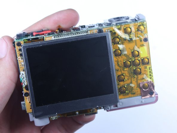 Kodak Easyshare C813 LCD Replacement