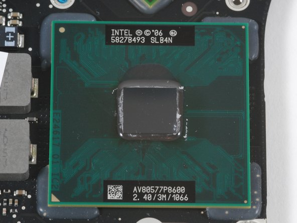 Image 2/2: The other two large chips are Nvidia graphics chips.
