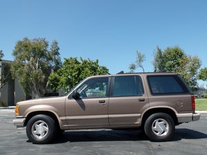 1991-1994 Ford Explorer Repair