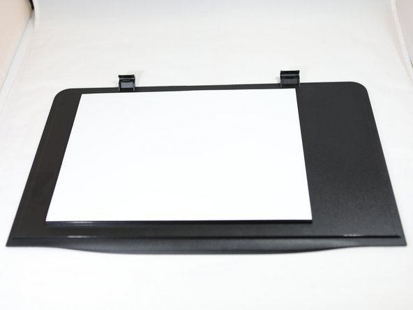 HP Envy 4520 Lid Backing Replacement