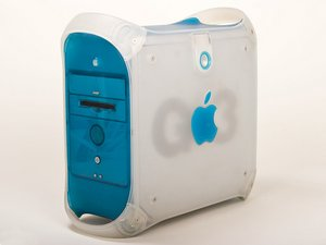 Power Macintosh G3 (Bleu et Blanc)