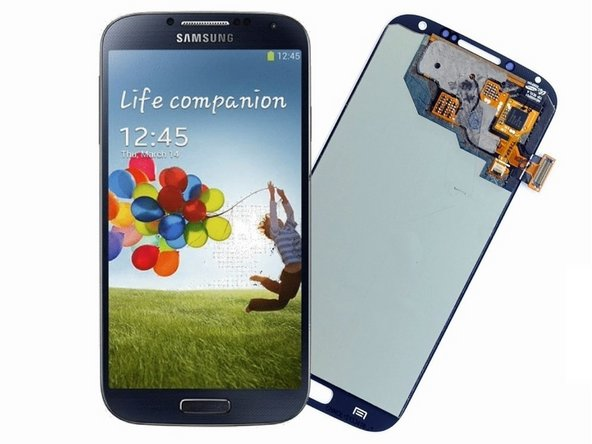 Samsung Galaxy S4 Display Assembly (No Frame) Replacement