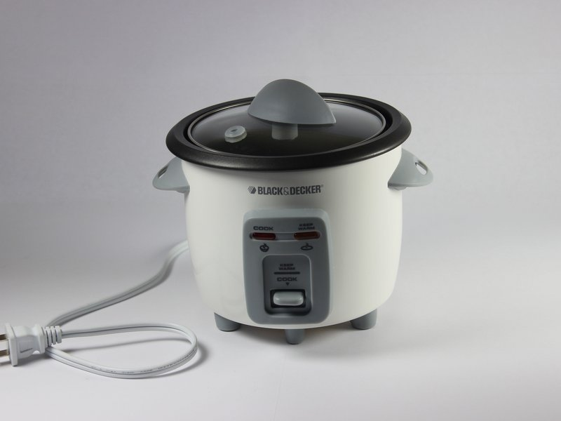 c446908c3d2 Black and Decker 3-Cup Rice Cooker