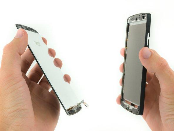 Nexus 5 LCD und Touchscreen Einheit ersetzen