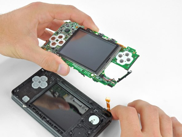 Nintendo 3DS Motherboard Assembly Replacement