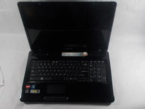 Toshiba Satellite L675D-S7015 Repair