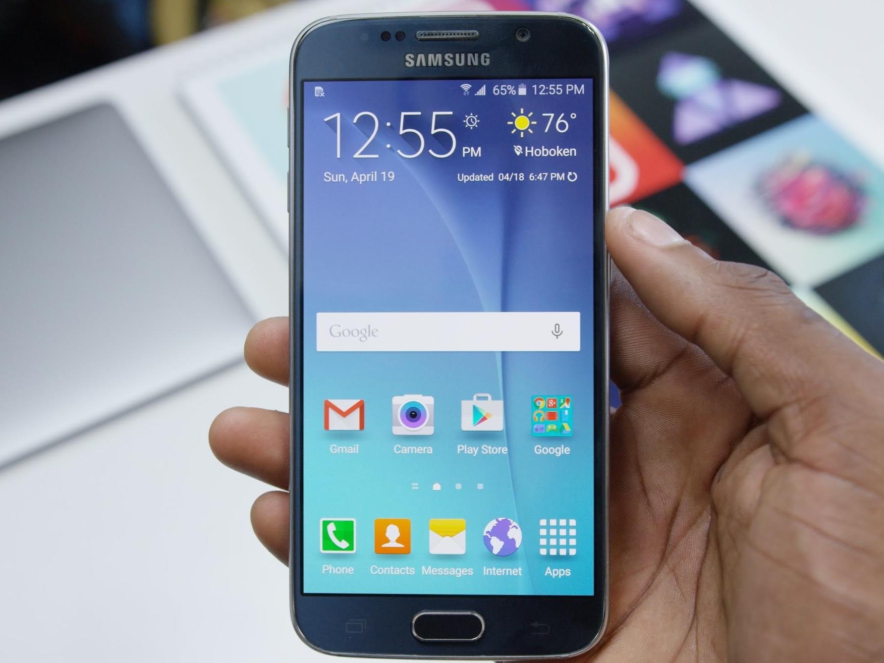 Samsung Galaxy S6 Repair iFixit