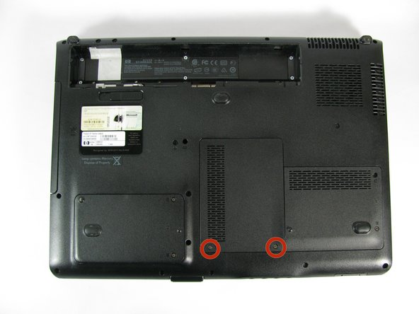 HP Pavilion dv9000 RAM Replacement