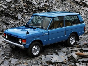 1970-1996 Land Rover Range Rover Repair