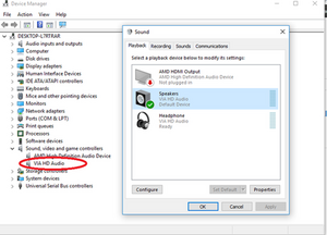 SOLVED: No audio device and drivers after reinstalling windows 10
