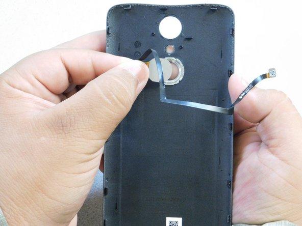 ZTE Blade Spark Fingerprint Scanner Replacement