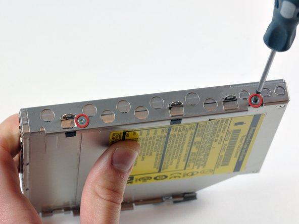 Image 1/1: Remove the bracket.