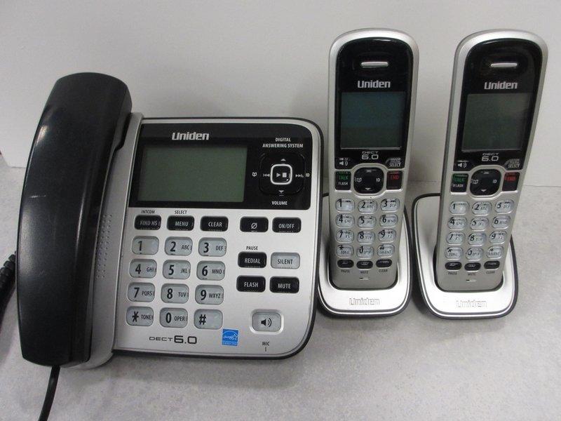 uniden phone repair ifixit rh ifixit com Uniden DECT1580 Owner's Manual uniden dect 6.0 1580 user manual