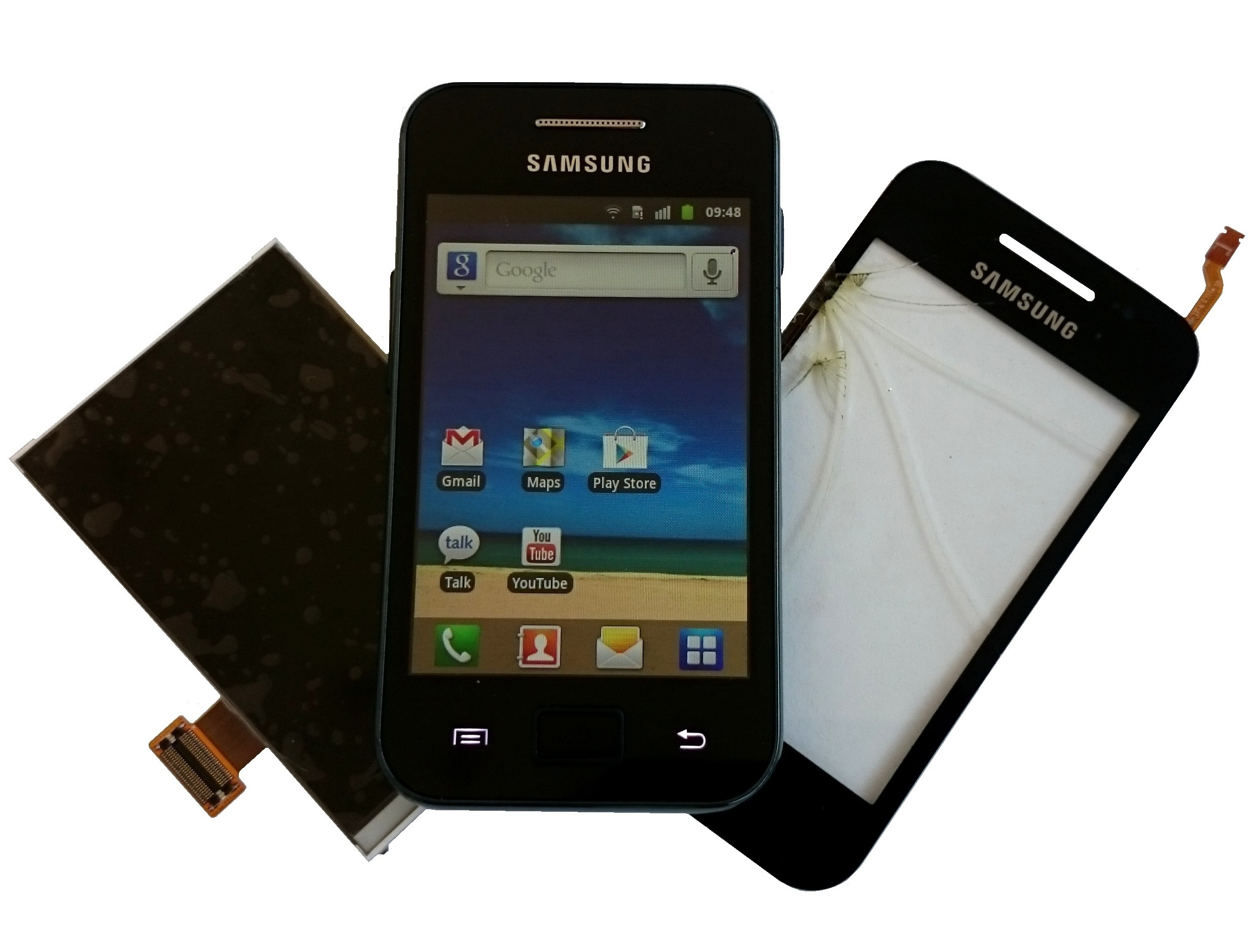 Manual samsung galaxy ace gt s5830 espaol.